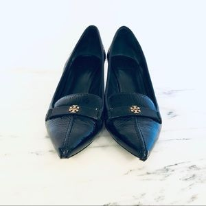 Tory Burch Pointy toe Black Heels